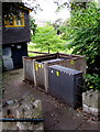 SZ0891 : Avenue Road electricity substation, Bournemouth by Jaggery