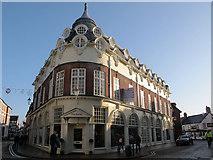 SJ6552 : Former Pockets store, Pillory Street, Nantwich by Stephen Craven