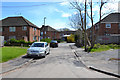 SP3576 : Southport Close, Willenhall, southeast Coventry by Robin Stott