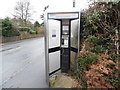 SU8898 : Former KX300 Telephone Kiosk, Great Kingshill by David Hillas