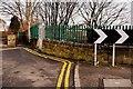 SE2732 : Dragon Bridge, Whitehall Road, Leeds by Mark Stevenson