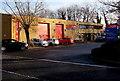 ST3086 : Parcelforce Worldwide depot, Maesglas Industrial Estate, Newport by Jaggery