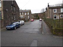 SE0511 : Carrs Side Street - Carrs Road by Betty Longbottom