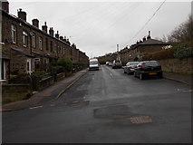 SE0511 : Carrs Street - Carrs Side Street by Betty Longbottom