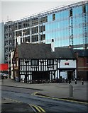 """SK3587 : """"The Old Queen's Head"""", Pond Hill, Sheffield by Neil Theasby"""