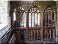 SX8186 : St Thomas, Bridford: Lady Chapel by Stephen Craven