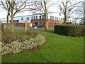 SO9233 : Lakes Bathroom, Ashchurch Industrial Estate by Philip Halling