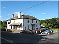 SX8386 : The Teign House Inn at Christow Bridge by Stephen Craven