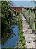 SK8336 : Derelict Woolsthorpe Bottom Lock by Mat Fascione