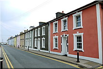 SN4562 : Coloured Houses of West Wales (17) by Nigel Mykura