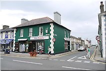 SN4562 : Coloured Houses of West Wales (19) by Nigel Mykura