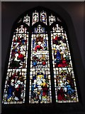 TL7006 : Chelmsford Cathedral: stained glass window (d) by Basher Eyre