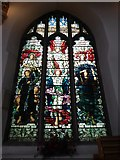 TL7006 : Chelmsford Cathedral: stained glass window (f) by Basher Eyre