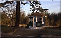 TQ0172 : Bell Weir lock by Robert Eva