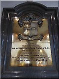 TL7006 : Chelmsford Cathedral: memorial (11) by Basher Eyre