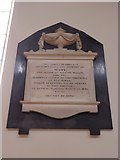 TL7006 : Chelmsford Cathedral: memorial (13) by Basher Eyre