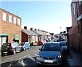 NZ3856 : High Barnes Terrace, Sunderland by Robert Graham