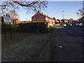 SP3676 : East on Remembrance Road, Willenhall, southeast Coventry by Robin Stott