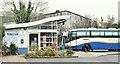 J2890 : Ballyclare bus station (January 2017) by Albert Bridge