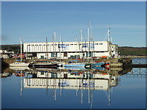 SW4730 : Penzance Harbour by Rod Allday
