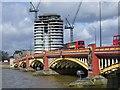TQ3078 : London - Vauxhall Bridge by Colin Smith
