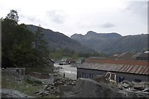 NY3204 : Langdale Slate Quarry by Alex Passmore