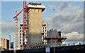 J3474 : City Quays hotel site, Belfast - January 2017(2) by Albert Bridge