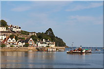 SX8851 : Dartmouth, Dart Harbour (9) by Chris' Buet