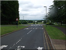 SJ7109 : University Of Wolverhampton Telford Campus by malcolm rayment