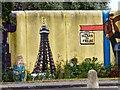 SD8700 : Blackpool Tower at Newton Heath by Gerald England