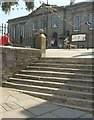 SX0766 : Mount Folly Square, Bodmin by Derek Harper