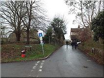 TQ2912 : Church Hill, Pyecombe by Malc McDonald