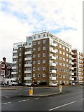 TQ2804 : The Priory, St Catherine's Terrace, Hove by Simon Carey