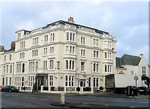 TQ2804 : The Sussex, St Catherine's Terrace, Hove by Simon Carey