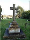 TQ3355 : Caterham Cemetery: memorial to some guardsmen (b) by Basher Eyre