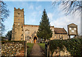 TL6147 : All Saints Church, Horseheath by Kim Fyson