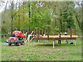 TQ0046 : Shalford - Construction Work by Colin Smith