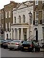 TQ3182 : Grace Baptist Church, Chadwell Street, Islington by Julian Osley