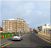 TQ2804 : Hove Street South, Hove by Simon Carey