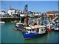 SZ6399 : Portsmouth Harbour - Town Quay by Colin Smith