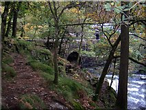 SH5946 : Pont Aberglaslyn by Alex Passmore
