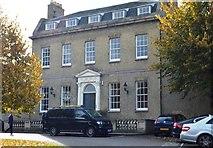TL2471 : Castle Hill House by N Chadwick