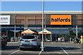 TQ6042 : Halfords by N Chadwick