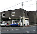 ST2194 : Griffy's Tattoo Studio, Abercarn by Jaggery