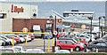 J3480 : Car parking, Abbeycentre, Newtownabbey (January 2017) by Albert Bridge