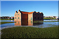 TA2047 : Yorkshire Water Building by Ian S