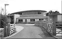 ST8180 : Acton Turville Primary School, Gloucestershire 2011 by Ray Bird