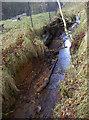 ST4557 : Washing away the waterworks by Neil Owen