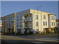 ST5971 : A sunny balcony by Neil Owen