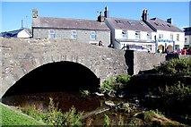 SH1726 : Bridge over the River Daron by Steve Daniels